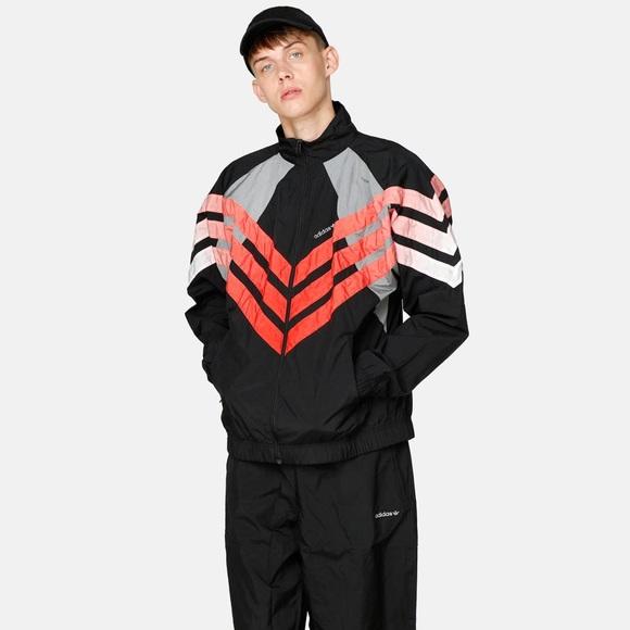 Adidas originals Tironti full zip jacket NWT